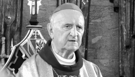 Bp Stanisław Stefanek - fot. Adam Dąbrowski