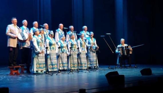 Doroczna gala festiwalu piosenki białoruskiej w Białymstoku, fot. Anna Petrovska