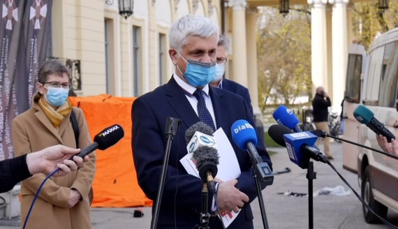 Źródło: screen z materiału wideo/Podlaski Urząd Wojewódzki
