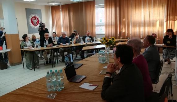 XVII Forum Zaawansowanych Studiów nad Stanami Zjednoczonymi w Białymstoku, fot. Michał Buraczewski