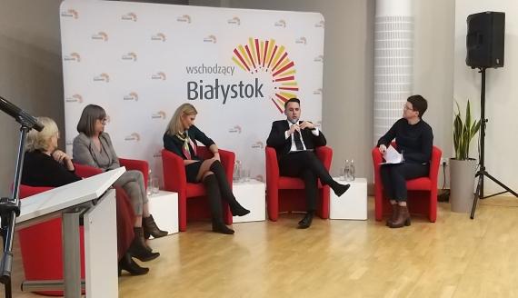 Forum Organizacji Pozarządowych Miasta Białystok - fot. Renata Reda