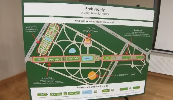 Konsultacje ws. Parku Planty w Centrum Aktywności Społecznej w Białymstoku, 18.02.2020, fot. Edyta Wołosik