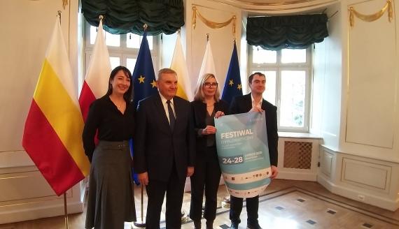 W Białymstoku po raz piąty odbędzie się Festiwal Dyplomatyczny, fot. Edyta Wołosik