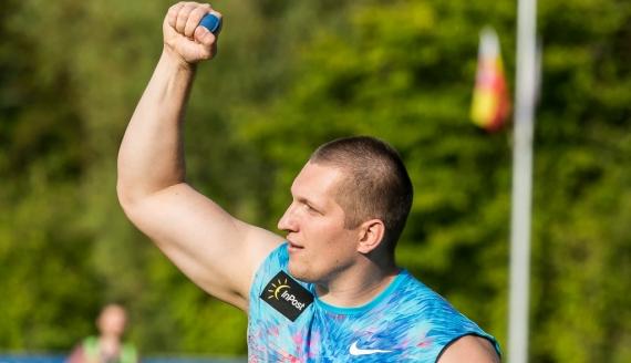 MP w Lekkoatletyce w Białymstoku 2017, fot. Joanna Żemojda