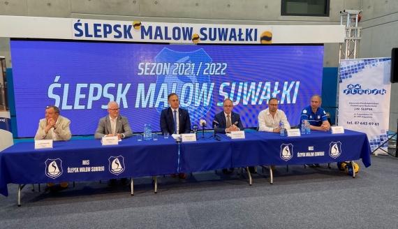 Konferencja Ślepska Malow Suwałki 17.06.2021, fot. Jakub Mikołajczuk