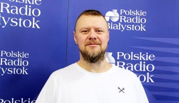 Maciej Snitkowski, fot. Marcin Mazewski