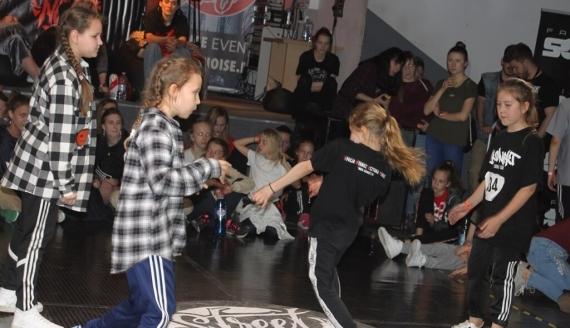Turniej tańca ulicznego w Białymstoku - Street Noise, fot. Marcin Gliński/Archiwum
