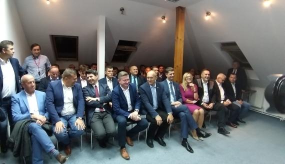 Sztab wyborczy PiS, fot. Edyta Wołosik