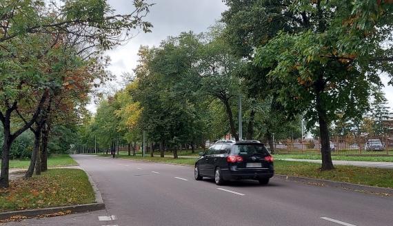 ul. Świerkowa w Białymstoku, fot. Sylwia Krassowska