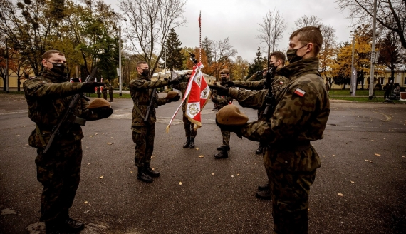 Źródło fot.: 1. Podlaska Brygada Obrony Terytorialnej