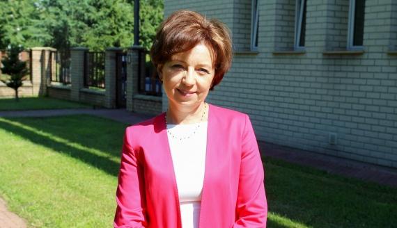 Marlena Maląg - minister RPiPS, fot. Laura Maksimowicz