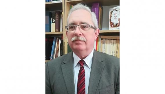Prof. Krzysztof Filipow, źródło: UwB