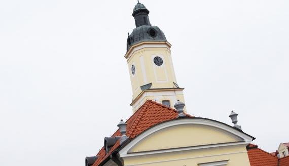 Ratusz w Białymstoku, siedziba Muzeum Podlaskiego, fot. Marcin Gliński