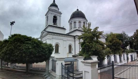 Sobór św. Mikołaja w Białymstoku, fot. Anna Petrovska