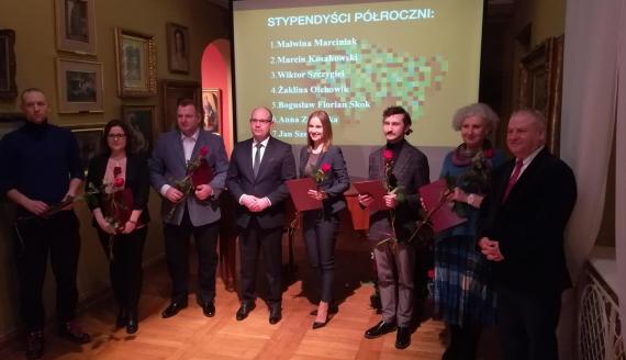 Siedemnaście osób otrzymało stypendia artystyczne marszałka województwa podlaskiego, fot. Michał Buraczewski
