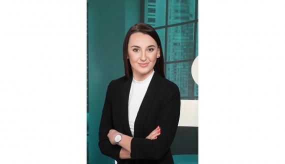 Justyna Harężlak, archiwum prywatne