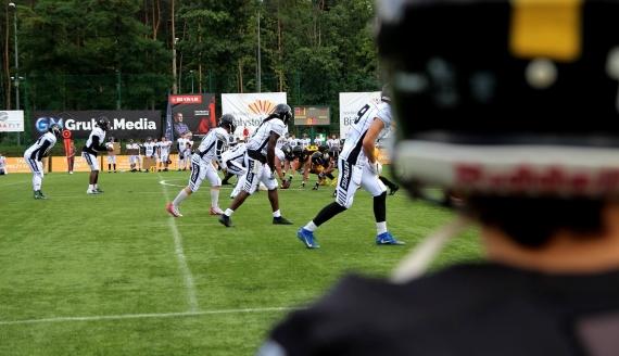 Lowlanders Białystok pokonali 38:14 drużynę Silesia Rebels - fot. Robert Bońkowski