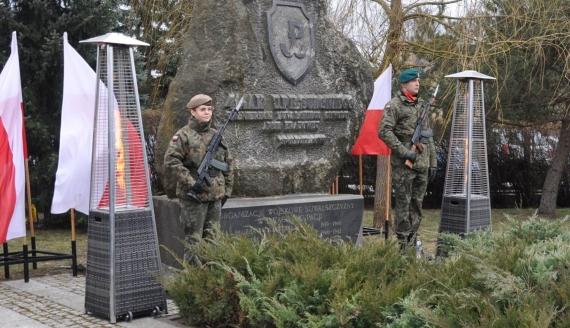 W Suwałkach oddano hołd żołnierzom niezłomnym, fot. Marcin Kapuściński