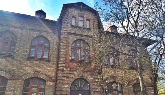 Dawna szkoła żydowska Tarbut, fot. Edyta Wołosik