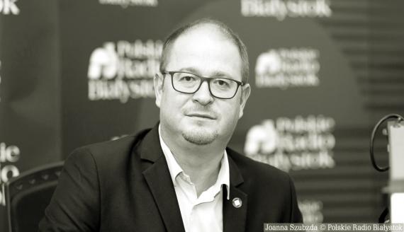 Paweł Buczko, fot. Joanna Szubzda