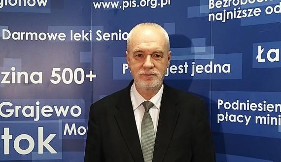Marek Komorowski, fot. Wojciech Szubzda