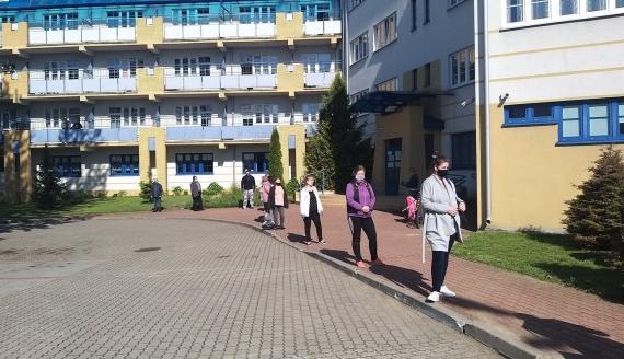 Przebadano na koronawirusa połowę pracowników podlaskich DPS-ów - są zdrowi, fot. Wojciech Szubzda
