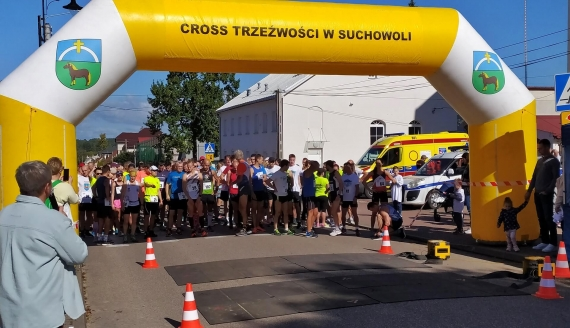 25. Cross Trzeźwości w Suchowoli, fot. Marcin Mazewski