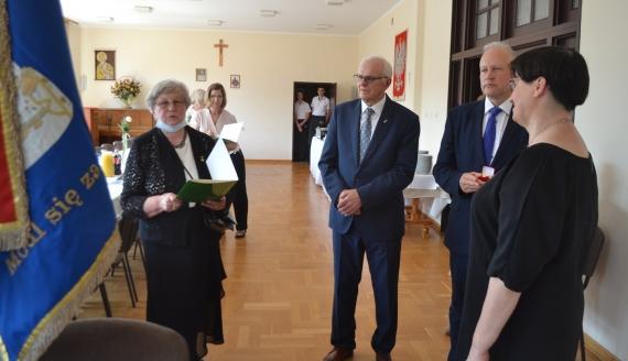 Augustów - uroczystości związane z 80. rocznicą czerwcowych wywózek na Sybir, fot. Marcin Kapuściński