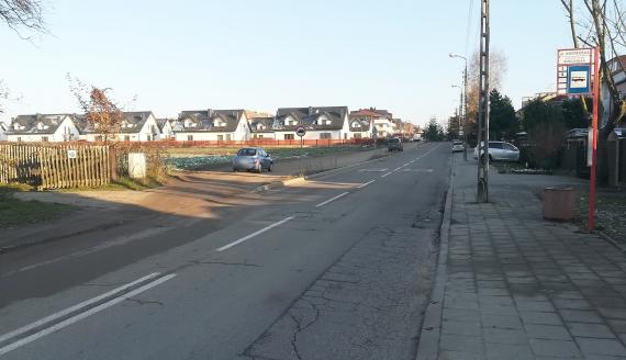 Ulica Niemieńska - fot. Michał Buraczewski