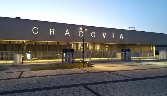 Stadion Cracovii, fot. Wojciech Szubzda