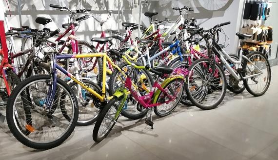 """Akcja """"Oddaj rower"""", fot. Marcin Gliński"""