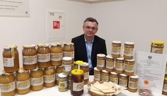 Samorząd za promocją lokalnych produktów i rozwojem turystyki kulinarnej, fot. Renata Reda