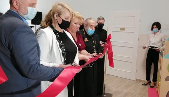 W Sokółce oficjalnie otwarto nową siedzibę miejskiego żłobka, fot. Marcin Gliński