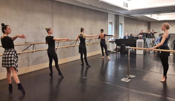 Opera i Filharmonia Podlaska tworzy zespół baletowy, fot. Adam Klimiuk