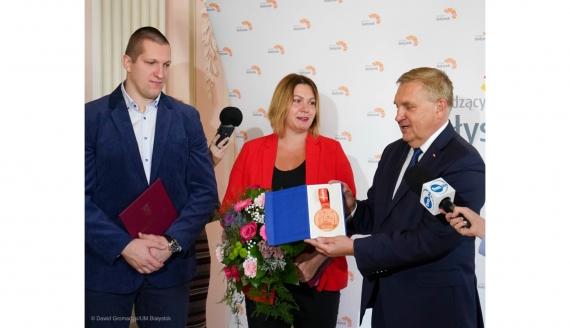 fot. Dawid Gromadzki/UM Białystok