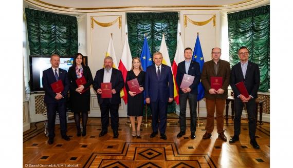 Fot. Dawid Gromadzki/UM w Białymstoku