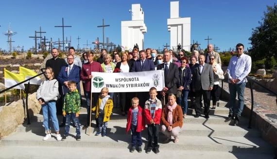 Pierwsze Sybirackie Spotkanie Rodzinne w Świętej Wodzie, fot. Michał Buraczewski