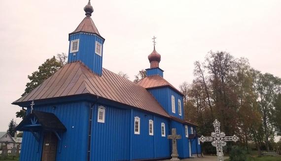 Cerkiew w Ploskach, fot. Anna Petrovska