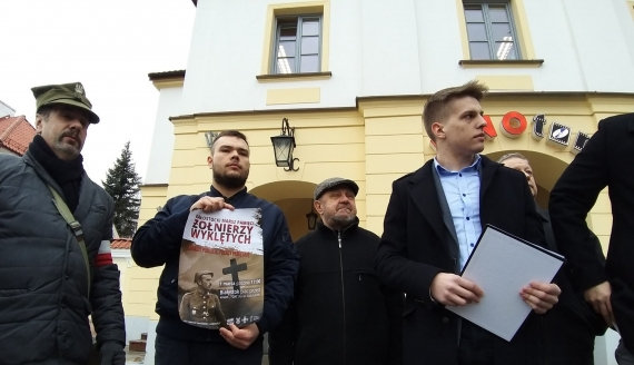 W Białymstoku odbędzie się marsz z okazji Dnia Pamięci Żołnierzy Wyklętych, fot. Ryszard Minko