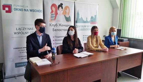 W Białymstoku powstał Klub Kobiet Imigrantek, by integrować cudzoziemki ze Wschodu, fot. Olga Gordiejew
