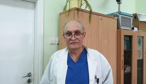 profesor Wojciech Dębek, fot. Renata Reda