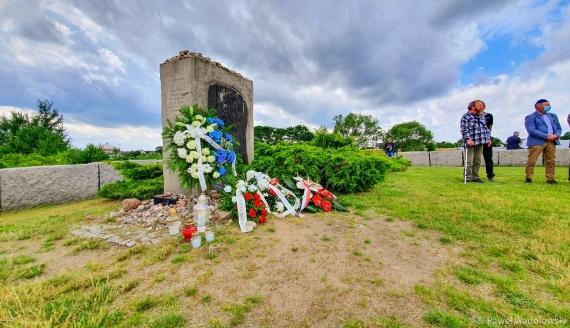 Obchody 79. rocznicy mordu w Jedwabnem, fot. Paweł Wądołowski