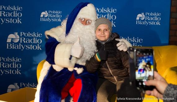 """Finał konkursu """"Wiadomość do Mikołaja"""", fot. Sylwia Krassowska"""