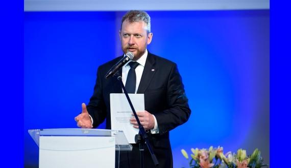 Łukasz Szumowski, źródło: Ministerstwo Zdrowia (flickr)