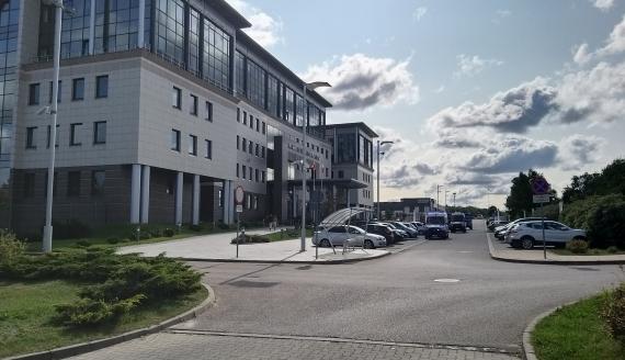 Sąd Rejonowy w Białymstoku, fot. Ryszard Minko