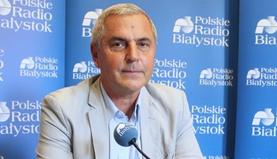 Bogdan Kalicki, fot. Marcin Mazewski
