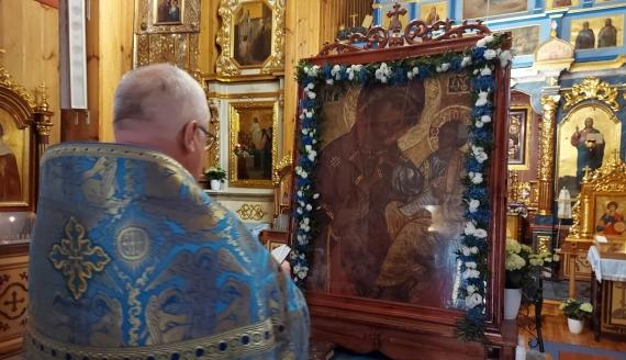 Uroczystości ku czci Bielskiej Ikony Matki Bożej w Bielsku Podlaskim, fot. Anna Petrovska