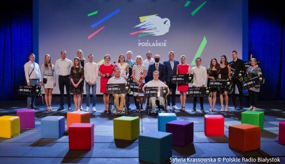 """""""Team Podlaskie"""", fot. Sylwia Krassowska"""