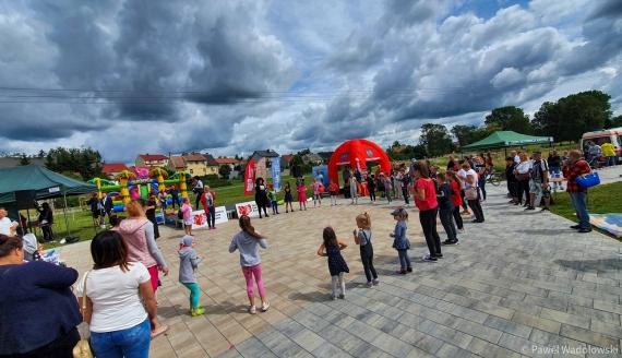 Piknik rodzinny w Grajewie - mieszkańcy świętują rocznicę nadania praw miejskich, fot. Paweł Wądołowski