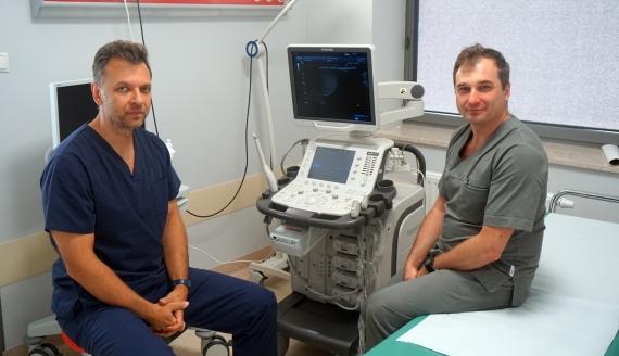 dr Puchnarewicz i dr Chlabicz, źródło: BCO
